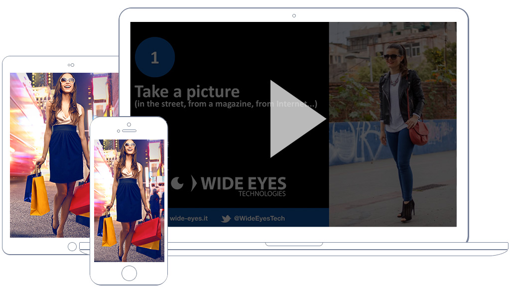 Wide Eyes Technologies - Visual Artificial Intelligence Solutions for Fashion